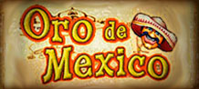 "Discover ""Oro de México"", a super adventure with Mexican typical symbols, and with a lot of gold coins which will give to you a lot of chances to win.<br/>